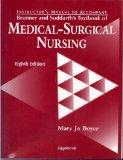 Textbook of Medical-Surgical Nursing: Instructor's Manual