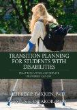 Transition Planning For Students With Disabilities: What Educators and Service Providers Can Do