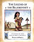 Legend of the Bluebonnet