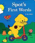 Spot's First Words