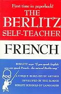 Berlitz Self-Teacher French