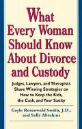 What Every Woman Should Know About Divorce and Custody Judges, Lawyers, and Therapists Share...