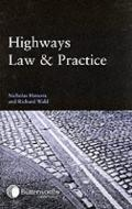 Highways Law and Practice