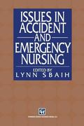 Issues in Accident and Emergency Nursing - Sbaih - Paperback