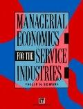 Managerial Economics for the Service Industries