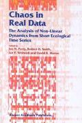 Chaos in Real Data The Analysis of Non-Linear Dynamics from Short Ecological Time Series
