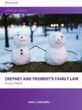 Cretney Proberts Family Law E8