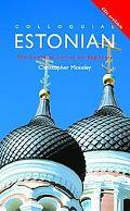 Colloquial Estonian A Complete Language Course
