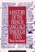 History of French Lang.through Texts