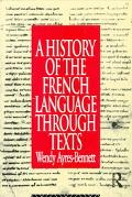 History of French through Texts