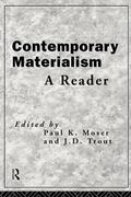 Contemporary Materialism A Reader