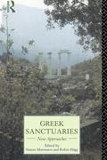 Greek Sanctuaries New Approaches