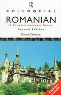 Colloquial Romanian A Complete Language Course