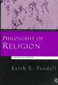 Philosophy of Religion A Contemporary Introduction