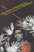 Sourcebook of African-American Performance Plays, People, Movements