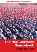 Nazi Germany Sourcebook An Anthology of Texts