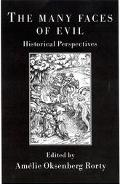 Many Faces of Evil Historical Perspectives