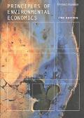 Principles of Environmental Economics