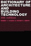 Dictionary of Architectural and Building Technology
