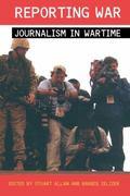 Reporting War Journalism in Wartime