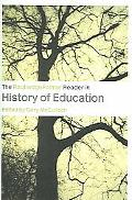 Routledgefalmer Reader In The History Of Education
