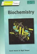 Instant Notes Biochemistry