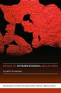 Peace and International Relations A New Agenda