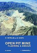 Open Pit Mine Planning & Design
