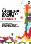 Language , Society and Power Reader