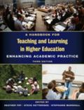 A Handbook for Teaching and Learning in Higher Education: Enhancing Academic Practice