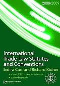 International Trade Law Statutes and Conventions 2008-2009, Vol. 2