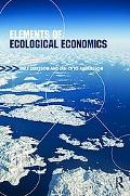 Elements of Ecological Economics