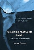 Approaching Multivariate Analysis, 2nd edition: A Practical Introduction