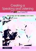 Speaking and Listening Across the Curriculum: Talk for learning at Key Stage 2