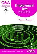 Employment Law 2009-2010