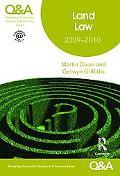 Land Law 2009-2010