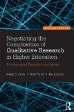 Negotiating the Complexities of Qualitative Research in Higher Education: Fundamental Elemen...