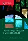 Routledge Handbook of Discourse Analysis