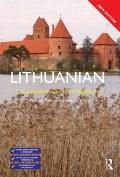 Colloquial Lithuanian: The Complete Course f