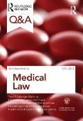 Q and A Medical Law