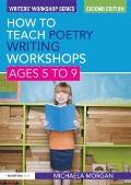 How to Teach Poetry Writing at Key Stage 1