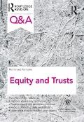 Q and A Equity and Trusts 2011-2012
