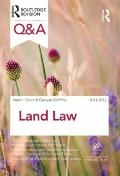 Q and A Land Law 2011-2012