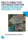 Multi-Objective Optimization for Urban Drainage Rehabilitation : UNESCO-IHE PhD Thesis