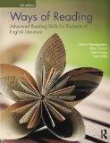 Ways of Reading : Advanced Reading Skills for Students of English Literature