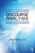 How to Do Discourse Analysis : A Toolkit