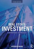 Real Estate Investment : A Strategic Approach