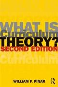 What Is Curriculum Theory?