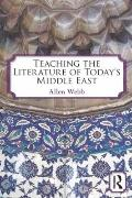Teaching Literature of the Modern Middle East