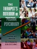 Therapist's Notebook on Positive Psychology : Activities, Exercises, and Handouts